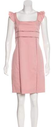 RED Valentino Knee-Length Sleeveless Dress