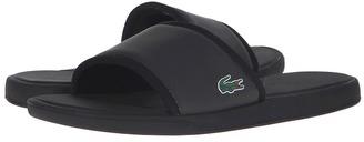 Lacoste L.30 Slide Sport SPM $49.95 thestylecure.com