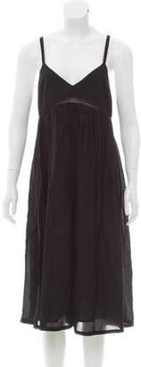 Ulla Johnson Lace-Trimmed Sleeveless Dress