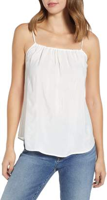 7 For All Mankind Shirred Camisole