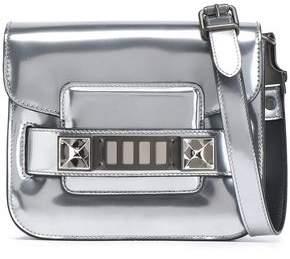Proenza Schouler Ps11 Embellished Mirrored-Leather Shoulder Bag