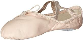 Capezio Girls' Full Sole Gracie Ballet Shoe