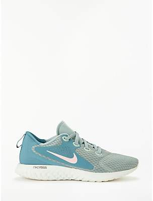 Nike Legend React Women's Running Shoe, Mica Green/Rust Pink/Celestial Teal