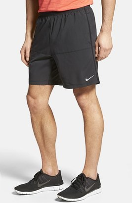 Men's Nike Dri-Fit Woven Running Shorts $50 thestylecure.com