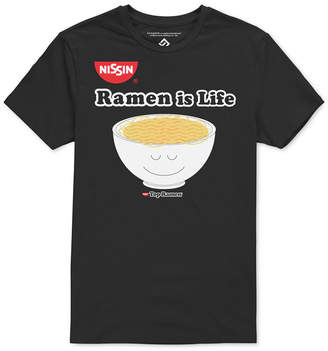 New World Men's Graphic Ramen T-Shirt