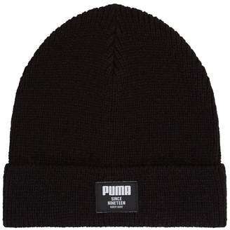 117857198092 Puma Classic Ribbed Beanie Hat