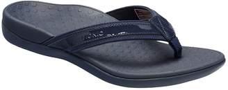 Vionic Orthotic Leather & Mesh Thong Sandals - Tide II
