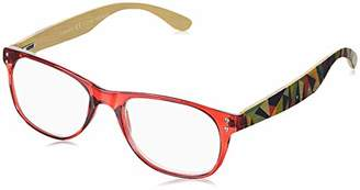 b3a9ae77a4 Peepers Unisex-Adult woods 2363300 Square Reading Glasses