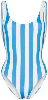 Solid And Striped the anne-marie stripe swimsuit