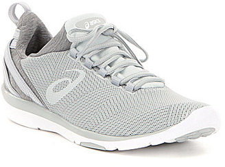 ASICS Gel-Fit SanaTM 3 Seamless Mesh Lace Up Training Shoes $80 thestylecure.com