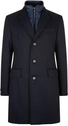 HUGO BOSS Padded Single-Breasted Coat