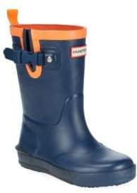 Hunter Toddler's& Kid's Davidson Rubber Rain Boots