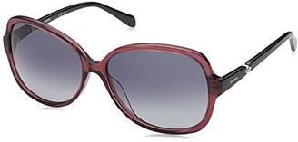 Fossil Women's Fos 2046/s Rectangular Sunglasses