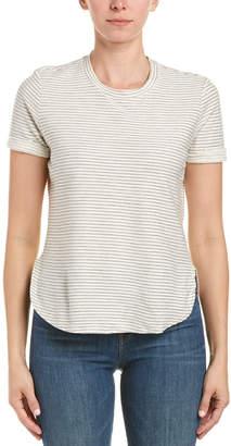 Sol Angeles Rolled Overlap Sweatshirt