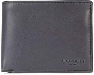 Coach slim billfold Id wallet