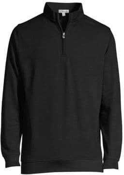 Peter Millar Quarter Zip Pullover
