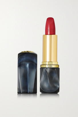 Oribe - Lip Lust Crème Lipstick - The Red $42 thestylecure.com