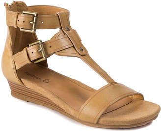 Bare Traps Camylle Wedge Gladiator Sandal - Women's