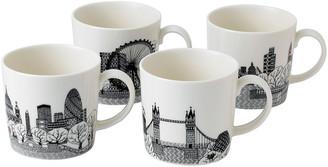 Royal Doulton London Calling Mugs