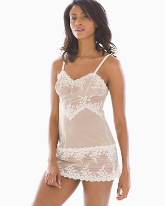 Wacoal Embrace Lace Sleep Chemise Nude And Ivory