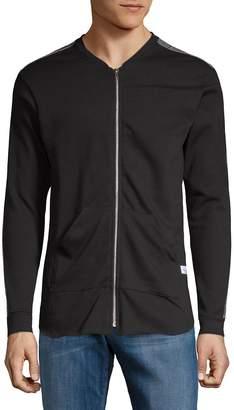 Kinetix Men's Natadola Cotton Zip Jacket