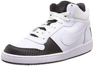 551797f8ff70 at Amazon.co.uk · Nike Girls  Court Borough Mid (Gs) Basketball Shoes