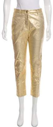 Acne Studios High-Rise Linen Pants