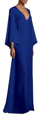 Derek Lam Silk Kimono Gown