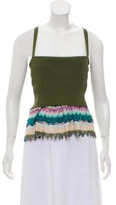 Missoni Sleeveless Knit Top