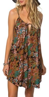 Women's O'Neill Marnie Print Camisole Dress $46 thestylecure.com