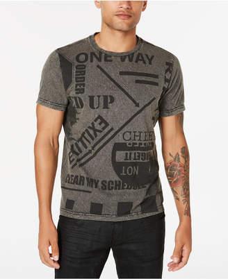 INC International Concepts I.n.c. Men's Power Graphic T-Shirt