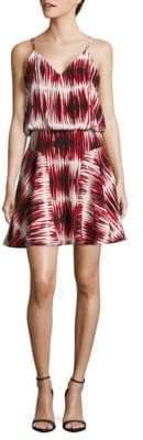 Milly Silk Tank Dress