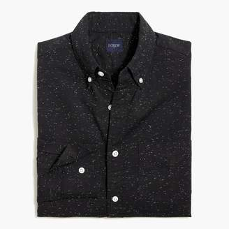 J.Crew Slim marled-cotton shirt