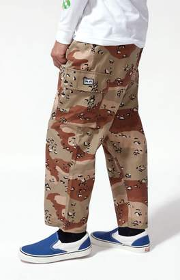 Obey Fubar Big Boy Camouflage Cargo Pants