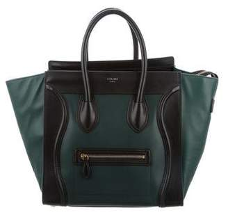 Celine Mini Luggage Tote