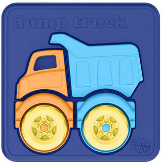 Green Toys Dump Truck 3D Puzzle Colors Vary