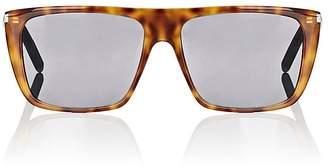 Saint Laurent Men's SL 156 Shield Sunglasses