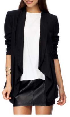 Wish Proxy Drape Blazer $145 thestylecure.com