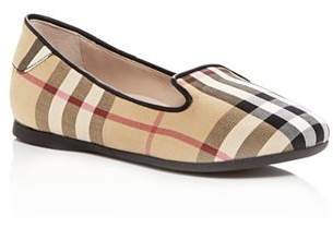 Burberry Girls' Ally Ballerina Flats - Toddler, Little Kid