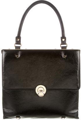 LanvinLanvin Patent Leather Shoulder Bag