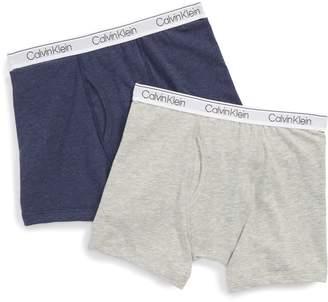 Calvin Klein 2-Pack Modern Boxer Briefs