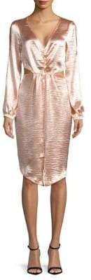 Miss Selfridge Split Cutout Dress