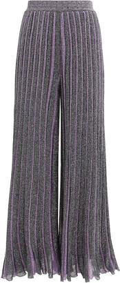 Missoni Pleated Wide Leg Pants