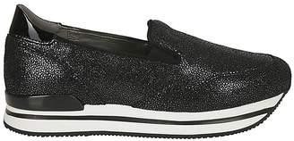 Hogan H222 Slip On Platform Sneakers