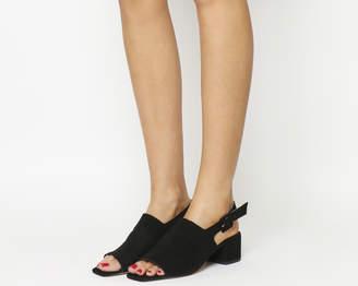 Office Martha Block Heel Sandals