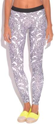 David Lerner Moroccan Lattice Legging