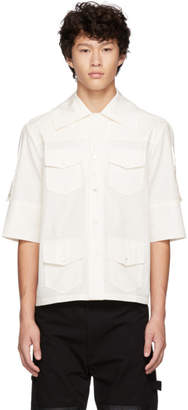 Wales Bonner White Safari Shirt