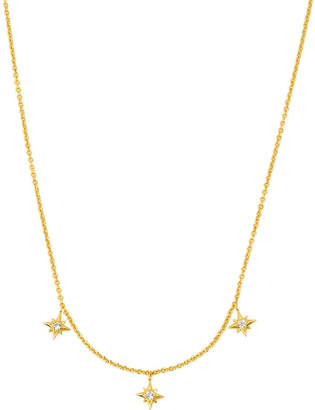 Henri Bendel Five & Two Cleo Starburst Necklace