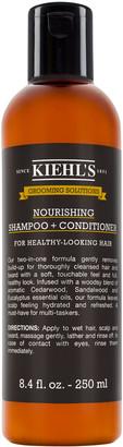 Kiehl's Kiehls Grooming Solutions Nourishing Shampoo + Conditioner