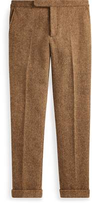 Ralph Lauren Polo Herringbone Suit Trouser